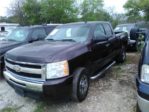 2009 Chevrolet Silverado 1500 for sale in New Braunfels, TX
