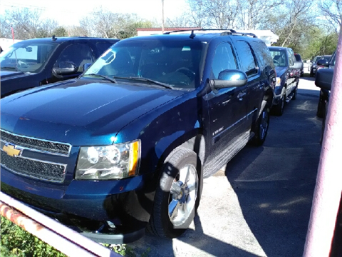 2007 Chevrolet Tahoe for sale in New Braunfels, TX