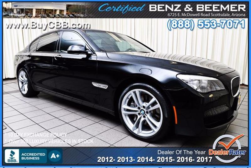 BMW Series For Sale Carsforsalecom - 2009 bmw 745li