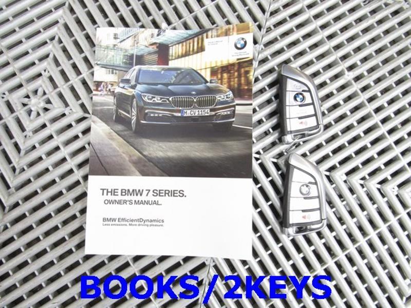 2016 Bmw 7 Series 740i 4dr Sedan In Scottsdale Az Certified Benz
