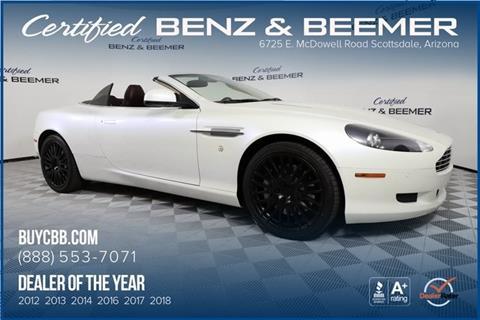 Aston Martin Db9 For Sale In Berwick Me Carsforsale Com