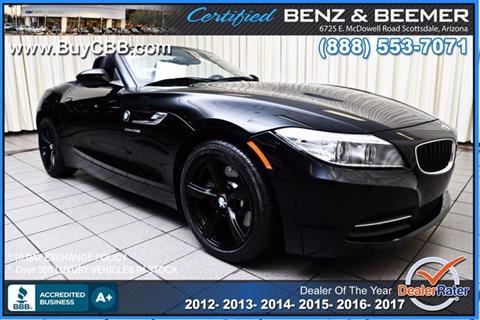 2014 BMW Z4 for sale in Scottsdale, AZ