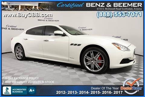 Maserati Quattroporte For Sale - Carsforsale.com