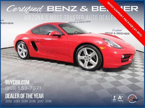 2014 Porsche Cayman for sale in Scottsdale, AZ