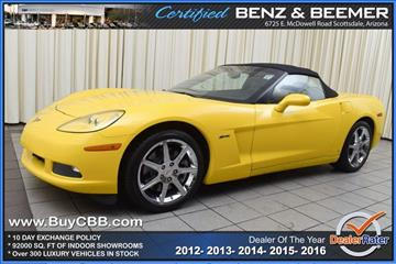2009 Chevrolet Corvette for sale in Scottsdale, AZ