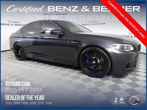 Used Bmw M5 >> 2016 Bmw M5 For Sale In Scottsdale Az