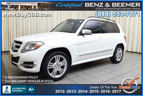 2013 Mercedes-Benz GLK for sale in Scottsdale, AZ
