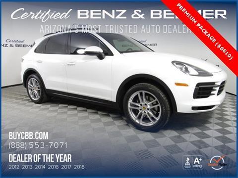 2019 Porsche Cayenne for sale in Scottsdale, AZ