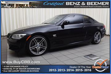 2012 BMW 3 Series for sale in Scottsdale, AZ