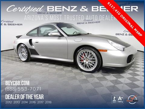 2002 Porsche 911 for sale in Scottsdale, AZ
