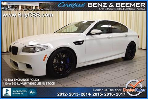 2013 BMW M5 for sale in Scottsdale, AZ