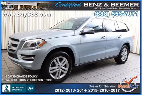 2014 Mercedes-Benz GL-Class for sale in Scottsdale, AZ
