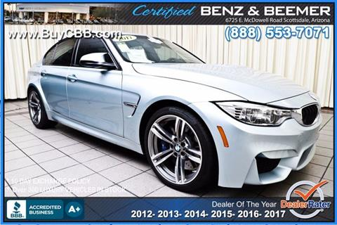 2017 BMW M3 for sale in Scottsdale, AZ