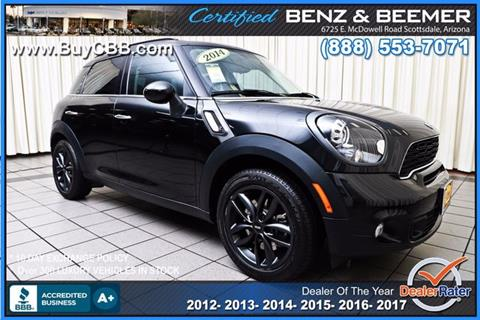 2014 MINI Countryman for sale in Scottsdale, AZ