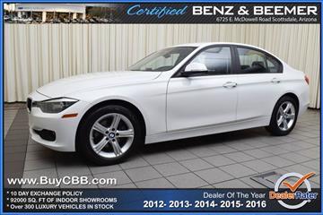 2014 BMW 3 Series for sale in Scottsdale, AZ