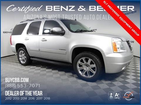 2012 GMC Yukon for sale in Scottsdale, AZ