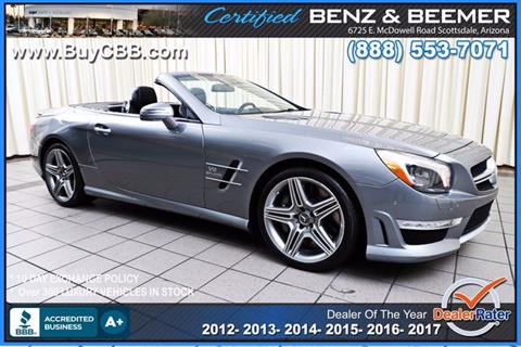 2013 Mercedes-Benz SL-Class for sale in Scottsdale, AZ