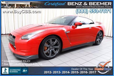 2009 Nissan GT-R for sale in Scottsdale, AZ