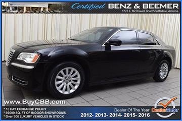2014 Chrysler 300 for sale in Scottsdale, AZ