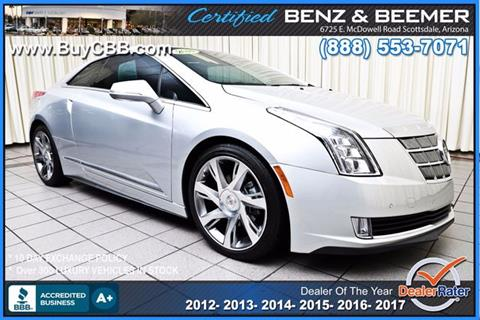 2014 Cadillac ELR for sale in Scottsdale, AZ