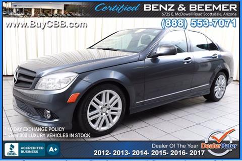 2008 Mercedes-Benz C-Class for sale in Scottsdale, AZ