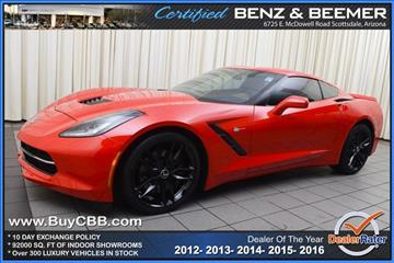 2014 Chevrolet Corvette for sale in Scottsdale, AZ