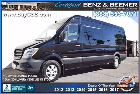 2014 Mercedes-Benz Sprinter for sale in Scottsdale, AZ