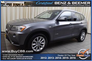 2014 BMW X3 for sale in Scottsdale, AZ
