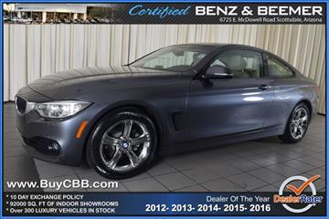 2014 BMW 4 Series for sale in Scottsdale, AZ