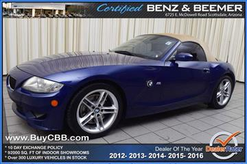 2006 BMW Z4 M for sale in Scottsdale, AZ