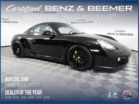 2009 Porsche Cayman for sale in Scottsdale, AZ