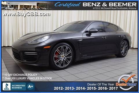 2015 Porsche Panamera for sale in Scottsdale, AZ