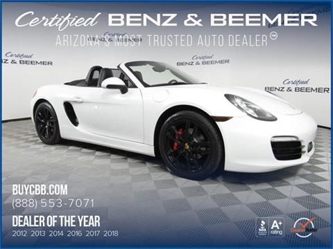 2013 Porsche Boxster for sale in Scottsdale, AZ