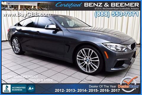 2015 BMW 4 Series for sale in Scottsdale, AZ