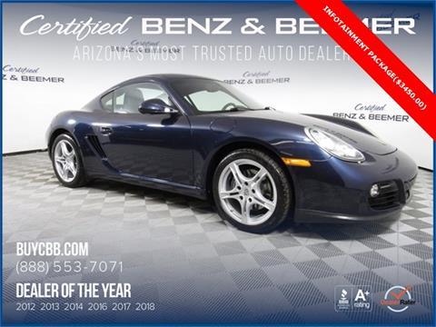 2012 Porsche Cayman for sale in Scottsdale, AZ