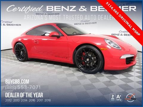 2015 Porsche 911 for sale in Scottsdale, AZ