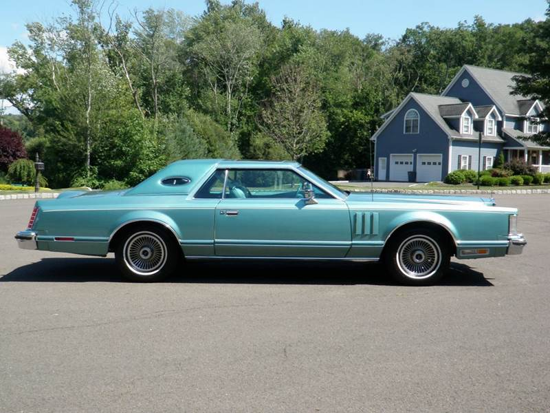 1979 lincoln continental mark v in nyack ny palisades auto sales. Black Bedroom Furniture Sets. Home Design Ideas