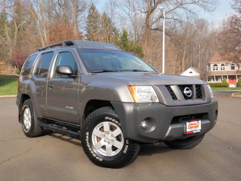 2005 nissan xterra off road 4wd 4dr suv in nyack ny. Black Bedroom Furniture Sets. Home Design Ideas