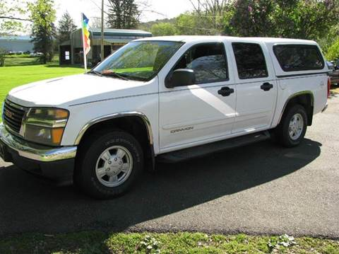 2005 GMC Canyon for sale in Addison, NY