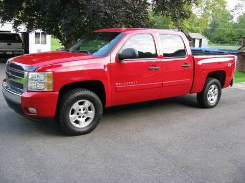 2007 Chevrolet Silverado 1500 for sale in Addison NY
