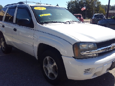 2007 Chevrolet TrailBlazer for sale in Millington, TN