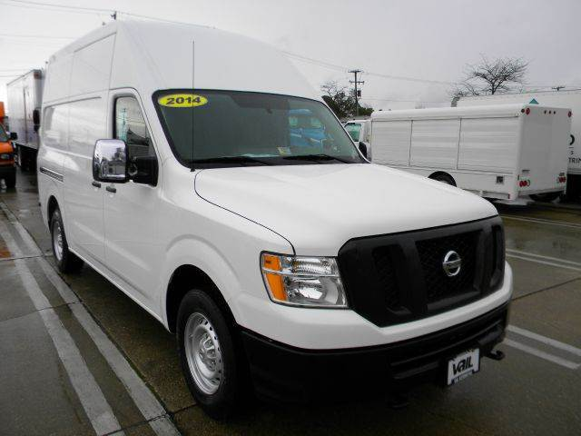 2013 Nissan Nv Cargo Nv2500 Hd S V6 3dr Rear Wheel Drive