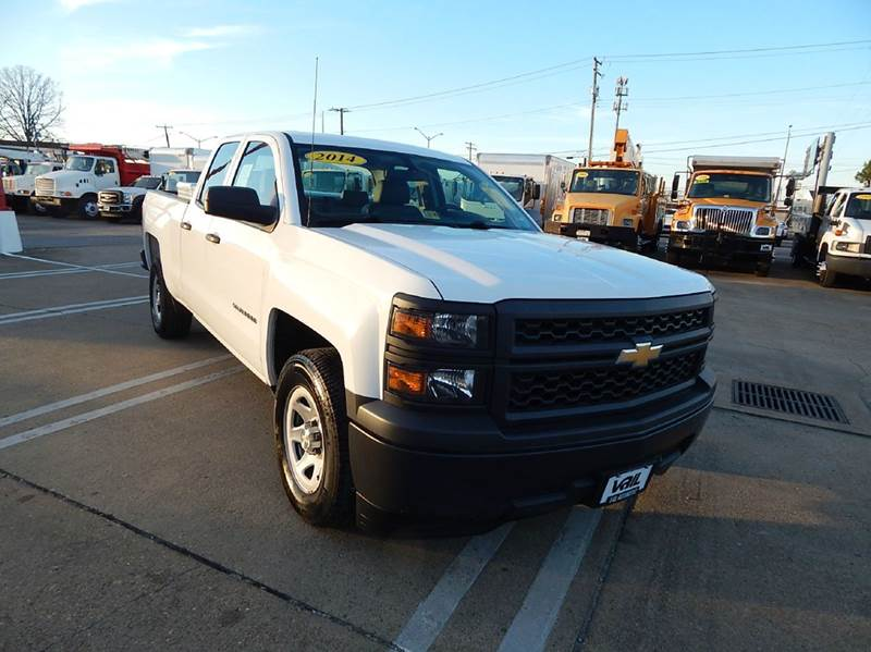 2014 chevrolet silverado 1500 4x2 work truck 4dr double cab 6 5 ft sb w 2wt in norfolk va. Black Bedroom Furniture Sets. Home Design Ideas