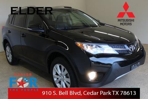 2013 Toyota RAV4 for sale in Cedar Park, TX