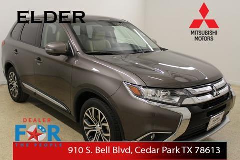 2017 Mitsubishi Outlander for sale in Cedar Park, TX