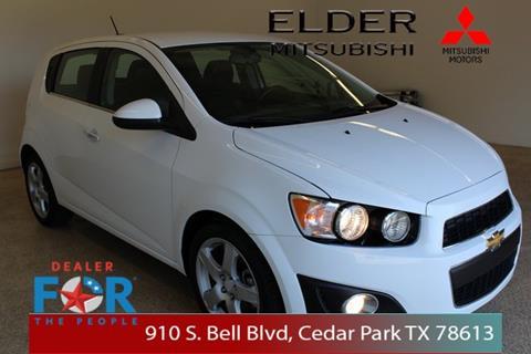 2016 Chevrolet Sonic for sale in Cedar Park, TX