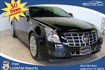2014 Cadillac CTS for sale in Cedar Park, TX