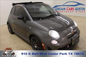 2013 FIAT 500c for sale in Cedar Park, TX