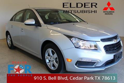 2016 Chevrolet Cruze Limited for sale in Cedar Park, TX
