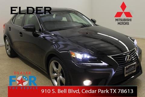 2014 Lexus IS 350 for sale in Cedar Park, TX